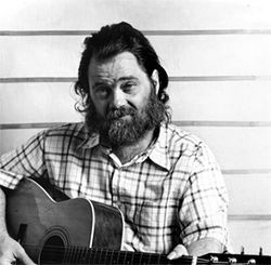 "Roky Erickson, in a ""before"" shot from 1994"
