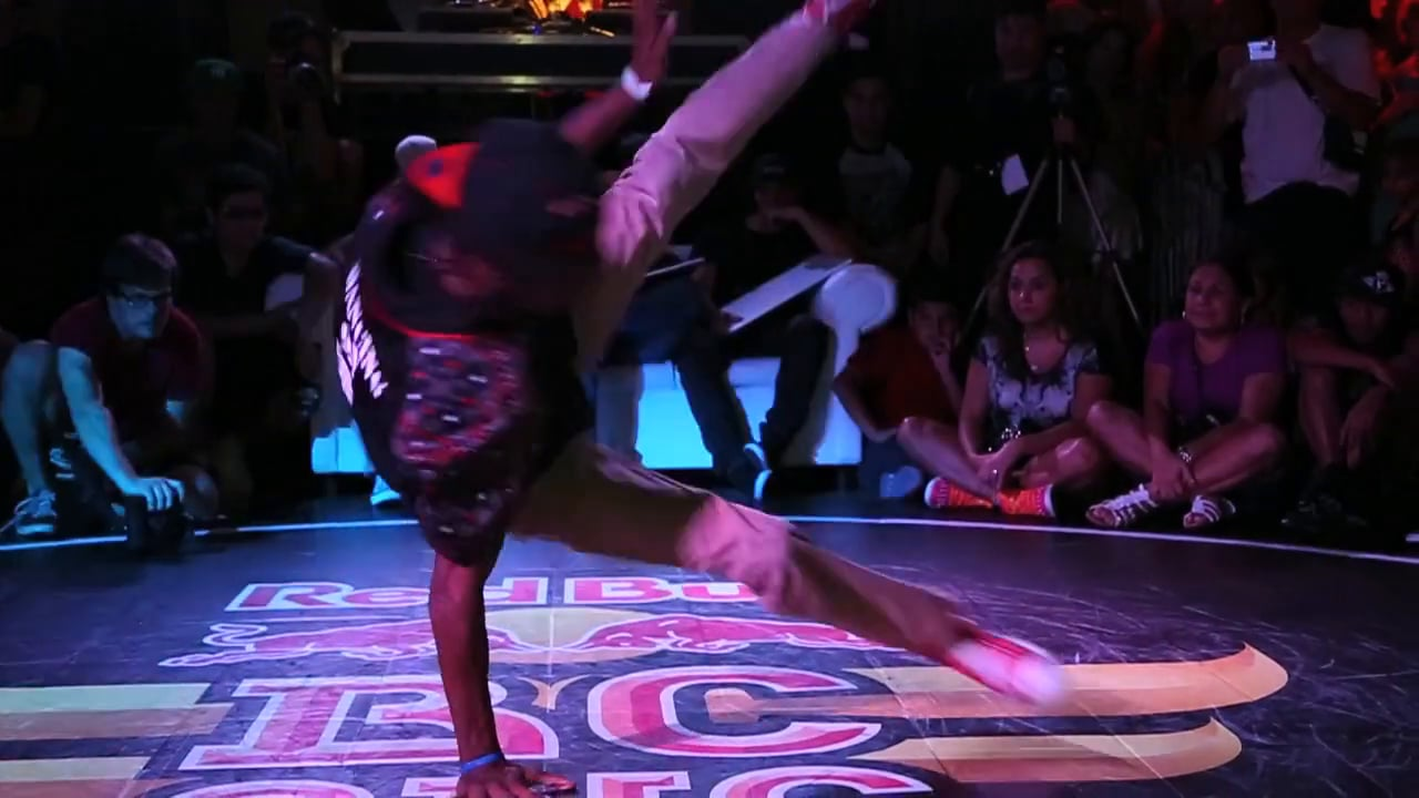 B-Boys Compete at Red Bull BC One in Fort Lauderdale